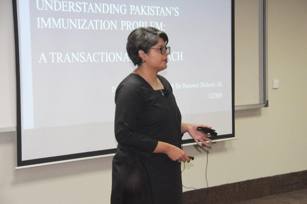 Dr. Sameen Mohsin Ali